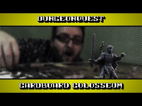 DungeonQuest - A Board Game Review