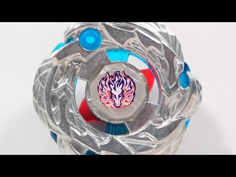 Samurai Pegasis W105R2F Review ~Metal Fight Beyblade Zero G