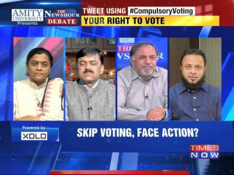 The Newshour Debate: Skip Voting, Face Action? - Part 1 (11th Nov 2014)