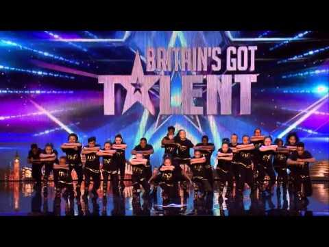 (Napisy)Brytyjski Mam Talent 9 - IMD