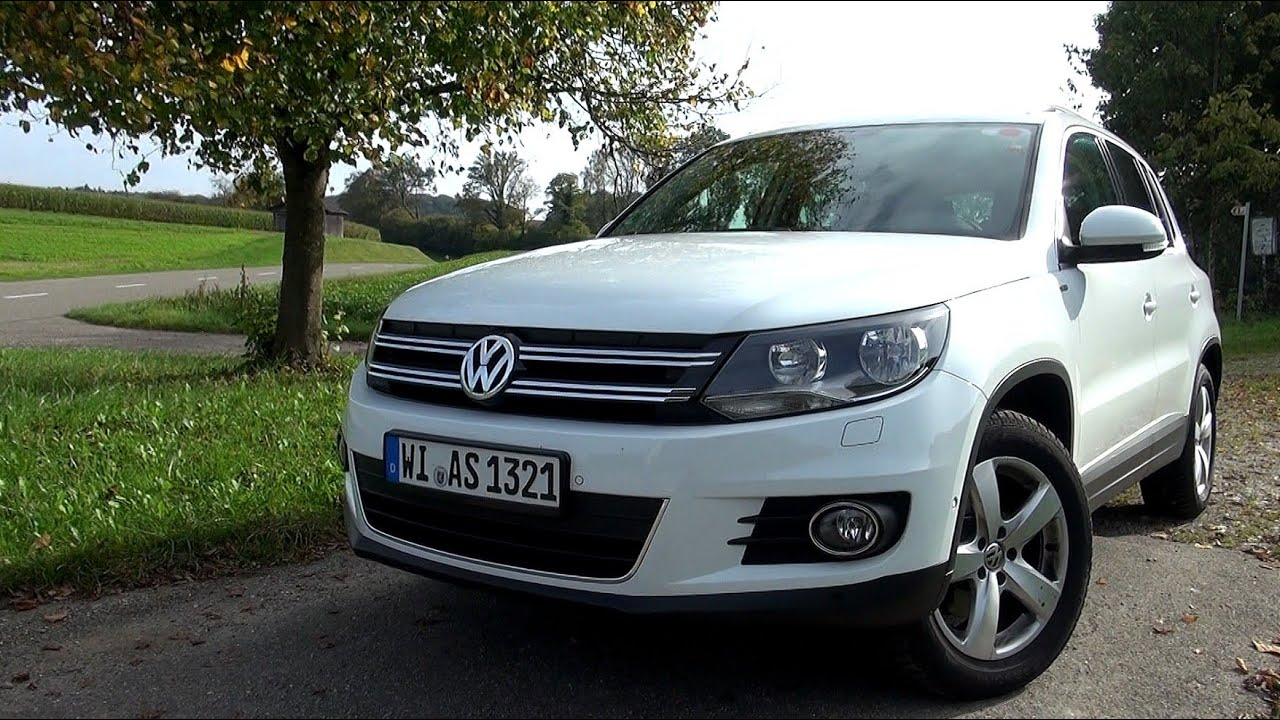 2014 vw tiguan 2 0 tdi 140 hp facelift test drive youtube. Black Bedroom Furniture Sets. Home Design Ideas
