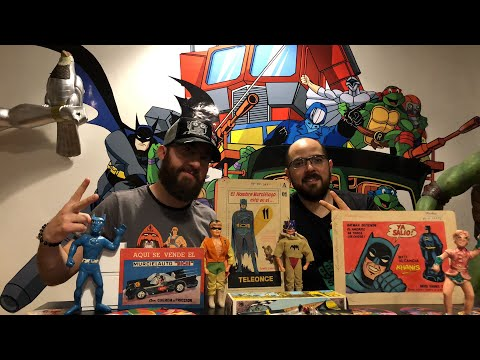 Platica de Batman Boletos gratis La Mole Madhunter