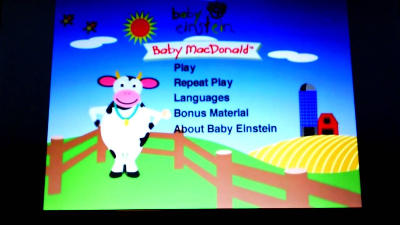 Baby Einstein Baby Noah Dvd Menu Baby Noah Dvd Menu Baby