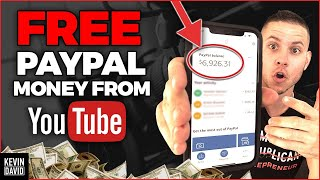 Earn FREE PayPal Money from YouTube Without Making Any Videos!