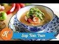 Resep Sup Tom Yum Goong (Tom Yum Goong Soup Recipe Video) | Putri Miranti & Arimbi Nimpuno