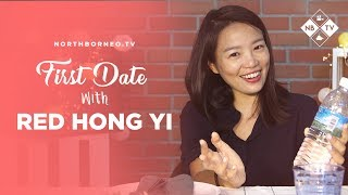 First Date with Red Hong Yi