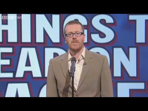 Mock the Week - Unlikely Things to Read on a Packet - Series 7 Episode 2 - BBC Two