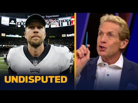 Skip Bayless on Eagles loss: 'That ended Nick Foles' run in Philadelphia' | NFL | UNDISPUTED