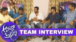 Anando Brahma Team Interview - Vennela Kishore, Srinivas Reddy, Shakalaka Shankar