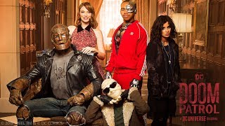 DC UNIVERSE | MEET THE DOOM PATROL