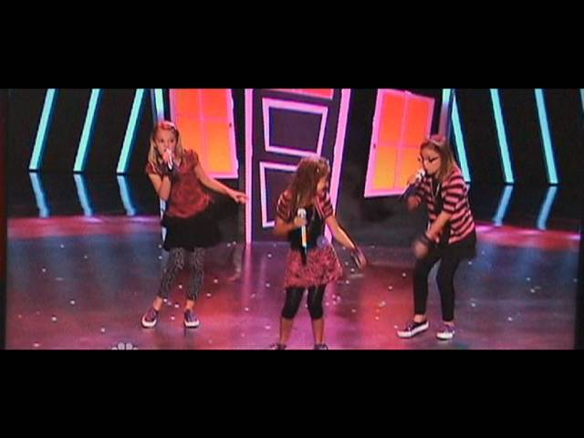 America's Got Talent - AVERY AND THE CALICO HEARTS