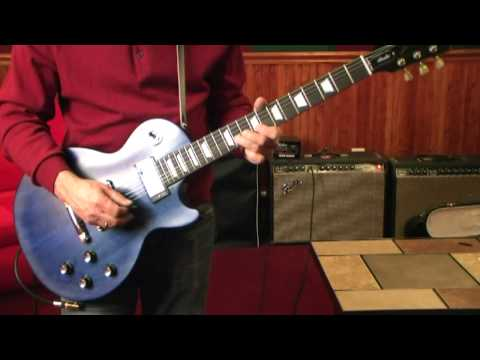 Gibson Studio Faded LCPG-BB,002, all switch positions