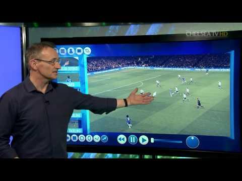 Pat Nevin analyses Eden Hazard's performance v Tottenham