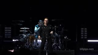 U2 Belfast I Will Follow 2018-10-27 - U2gigs.com