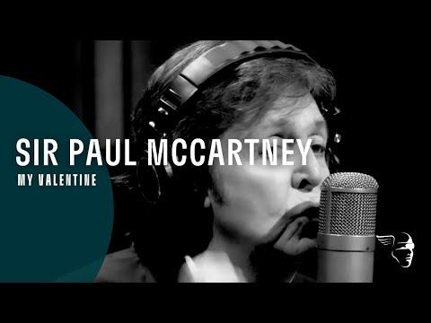 Paul McCartney - My Valentine