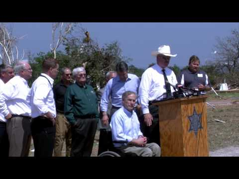 Press Conference May 17, 2013 Governor Rick Perry