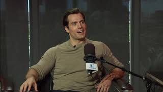 Henry Cavill DOES NOT Believe in Stunt Doubles | The Rich Eisen Show | 12/5/19