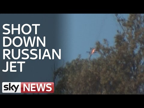 Everything We Know About The Russian Jet Shot Down On Border Of Turkey And Syria
