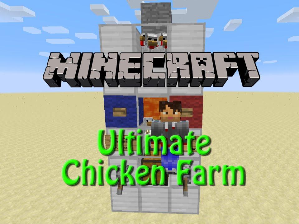 Chicken Minecraft Minecraft Ulitimate Chicken