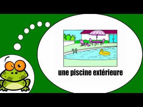 Я учу французский = Мест и их имена