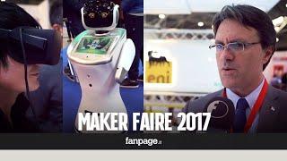 Le invenzioni piu' sorprendenti presentate alla Maker Faire Rome