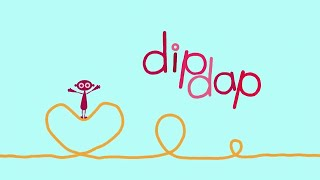 Animation for Kids | Dipdap - Compilation 4 | Funny Videos For Kids | Cartoon Movie | HD
