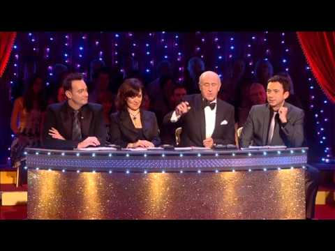 Rachel Stevens Strictly Come Dancing Waltz 29th Nov 082