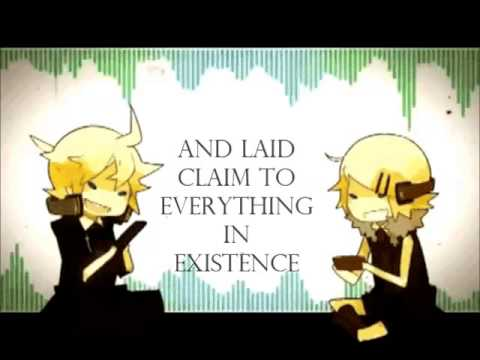 [Kagamine Rin&Len] Remote Control (English Sub Lyrics)