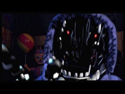 Scariest jumpscare quot five nights at freddy s 2 quot night 3 youtube