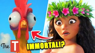 10 Moana Theories That Explain Everything