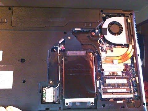 Inside Lenovo G780