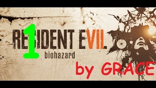 RESIDENT EVIL 7 gameplay ITA EP 1 LA CASA NEL BOSCO by GRACE