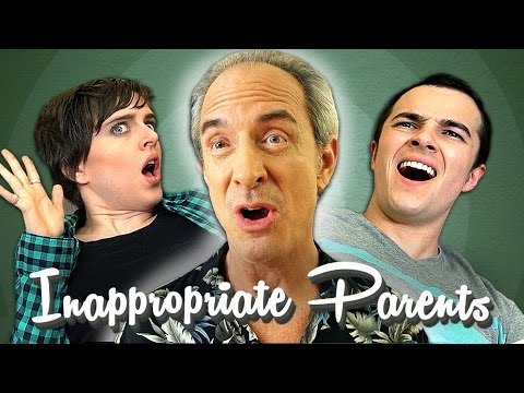 INAPPROPRIATE PARENTS - EPISODE 1 - THE TALK