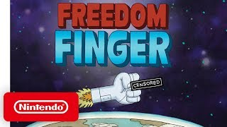 Freedom Finger - Announcement Trailer - Nintendo Switch