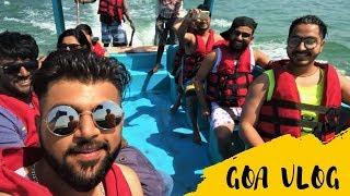 SPONSORED TRIP TO GOA!! | GOA VLOG | 4 DAYS TRIP TO GOA | OFFICIAL VINE CHANNEL