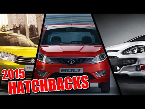 Upcoming Hatchback Launches In India 2015 !