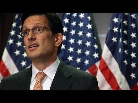 CNN projects Eric Cantor upset in primary