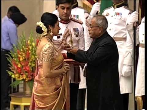 President confers Padma Awards, Part-2