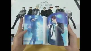 [Ktown4u Unboxing][DVD] INFINITE - INFINITE 2nd WORLD TOUR [INFINITE EFFECT ADVANCE]