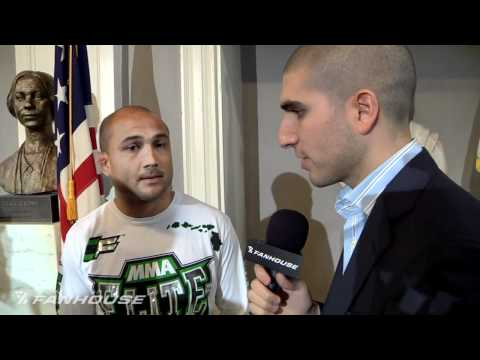UFC 118: BJ Penn Says James Toney Is God's Gift to MMA