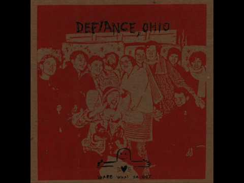 Defiance Ohio - I Dont Want Solidarity If It Means Holding Hands With You