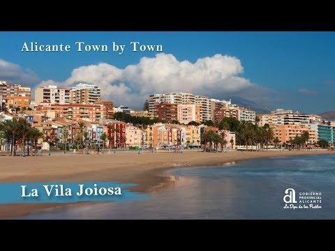 VILLAJOYOSA/LA VILA JOIOSA. Alicante, Town by Town.