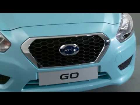 New Datsun Go B Roll