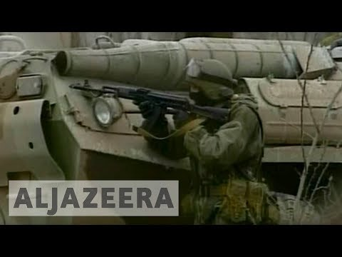 Inside Story - Attacking Chechnya's parliament
