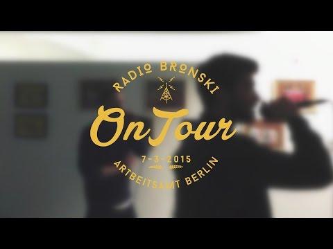 ON TOUR: Radio Bronski x ARTbeitsamt // Berlin