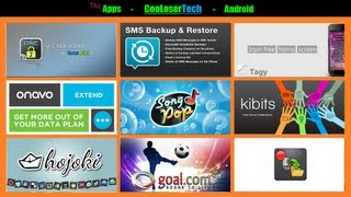 #136 Best Android APPS - Top 10 of The Week - Tagy Goal Song