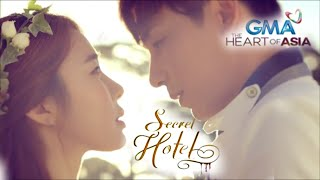 "Secret Hotel❤️ on GMA-7 Theme Song ""Di Na Kita Mahal"" Hazel Faith ft. M.P (MV with lyrics)"