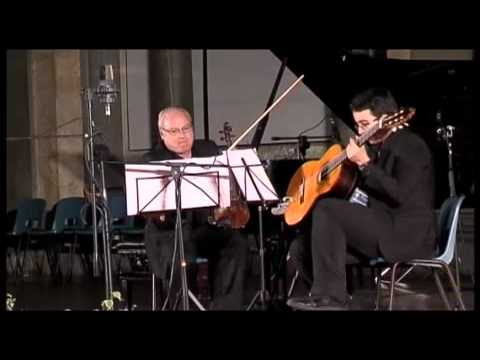 Duo Musica Nova, World Bach-Fest