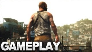 Max Payne 3 - Multiplayer Gameplay