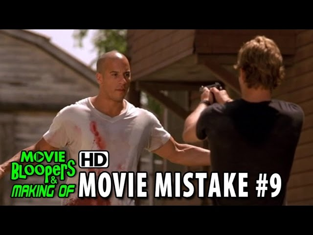 The Fast and The Furious (2001) movie mistake #9